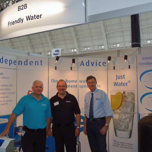 Friendly water experts