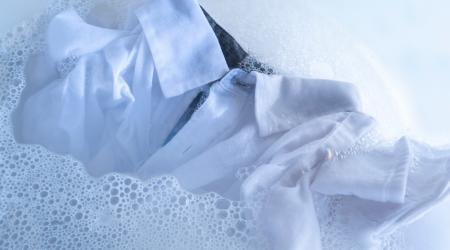How Hard Water Hurts Your Clothes